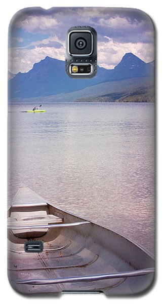 Remembering Lake Mcdonald Galaxy S5 Case by Heidi Hermes