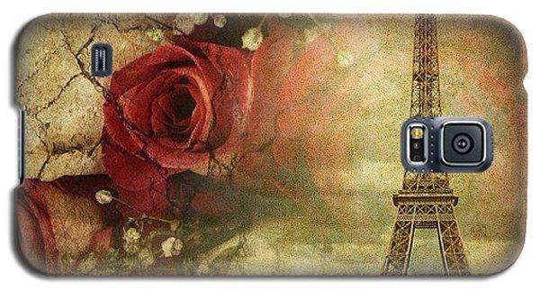 Remembering Paris Galaxy S5 Case