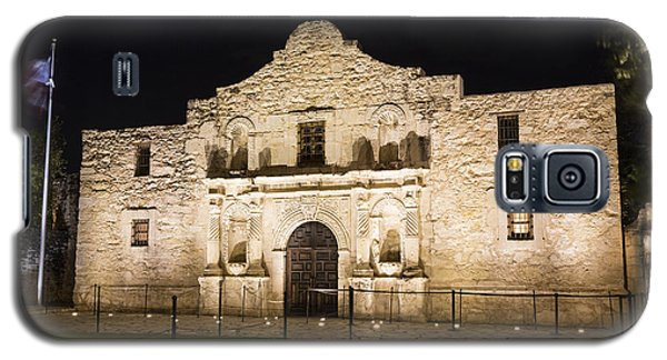 Remembering The Alamo Galaxy S5 Case by Stephen Stookey