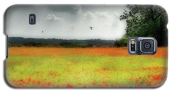 Galaxy S5 Case - Remember #rememberanceday #remember by John Edwards