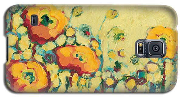 Impressionism Galaxy S5 Case - Reminiscing On A Summer Day by Jennifer Lommers
