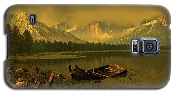 Remnants Of Time Galaxy S5 Case