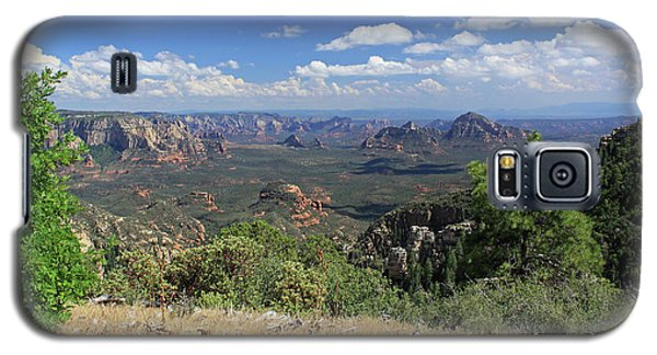 Galaxy S5 Case featuring the photograph Remote Vista by Gary Kaylor