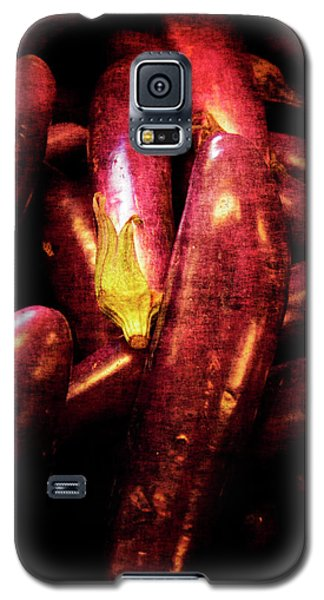 Renaissance Chinese Eggplant Galaxy S5 Case