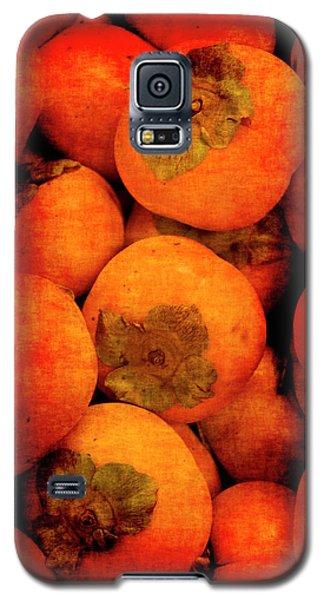 Renaissance Persimmons Galaxy S5 Case