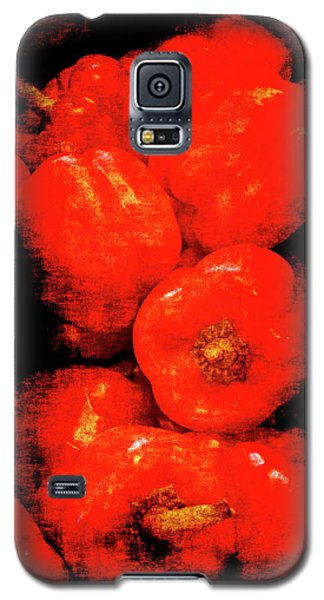 Renaissance Red Peppers Galaxy S5 Case