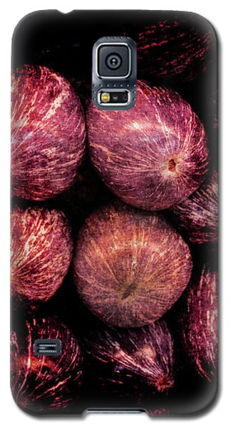 Renaissance Turkish Eggplant Galaxy S5 Case
