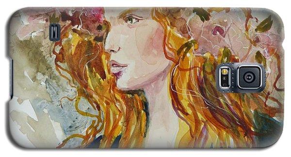 Renaissance Woman Galaxy S5 Case
