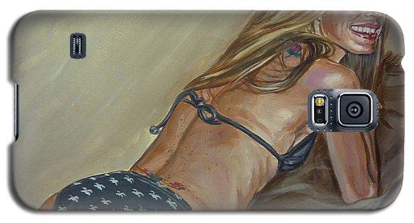 Renee Galaxy S5 Case by Bryan Bustard
