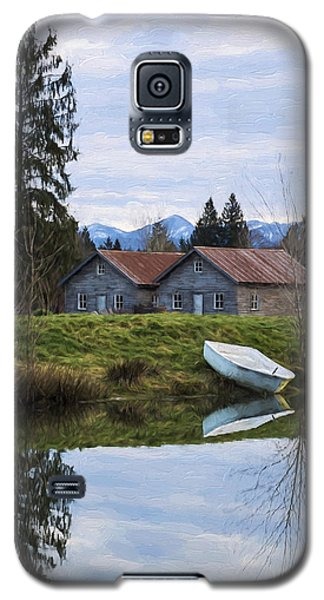 Renewed Hope - Hope Valley Art Galaxy S5 Case