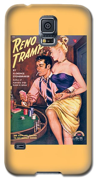 Reno Tramp Galaxy S5 Case by George Gross