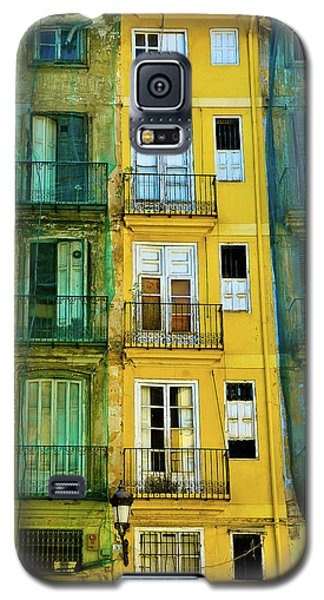 Galaxy S5 Case featuring the photograph Renovation  by Harry Spitz