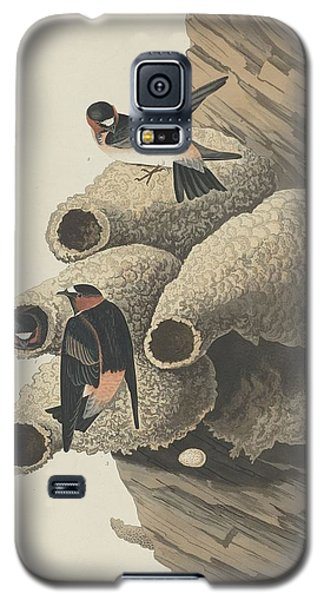 Republican Cliff Swallow Galaxy S5 Case