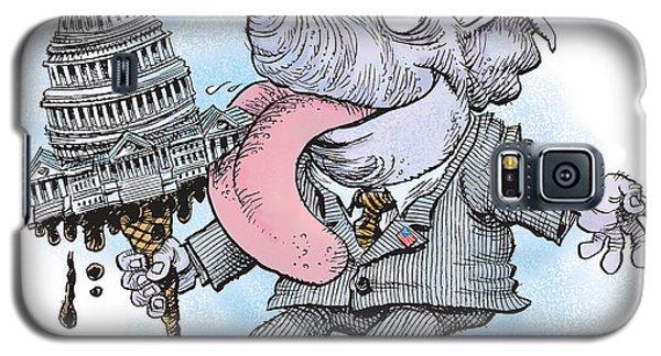 Republicans Lick Congress Galaxy S5 Case