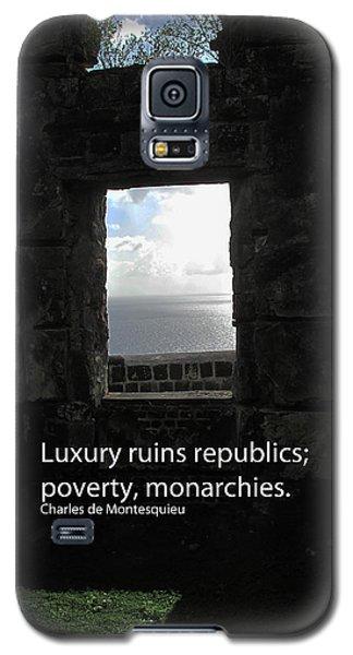 Republics And Monarchies Galaxy S5 Case by Ian  MacDonald