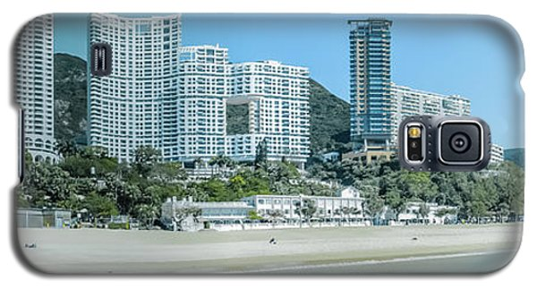 Galaxy S5 Case featuring the photograph Hong Kong - Repulse Bay by Mark Forte