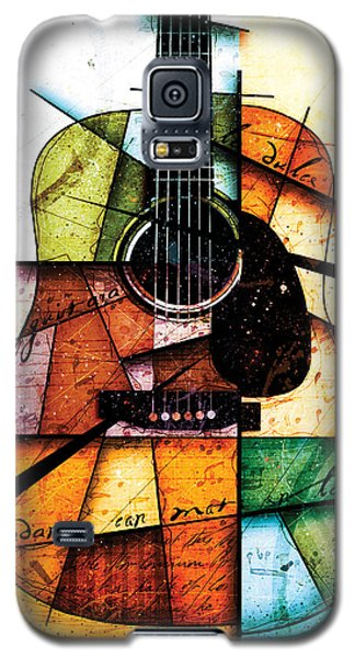 Resonancia En Colores Galaxy S5 Case by Gary Bodnar