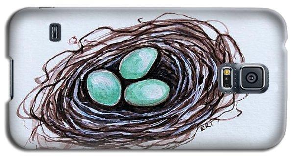 Rest Galaxy S5 Case by Elizabeth Robinette Tyndall