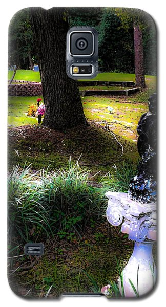 Galaxy S5 Case featuring the photograph Rest In Peace by Anthony Baatz