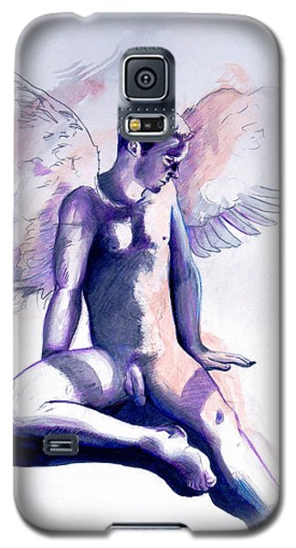 Resting Angel Galaxy S5 Case