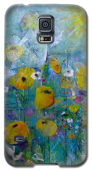 Galaxy S5 Case featuring the painting Resting Assured by Eleatta Diver