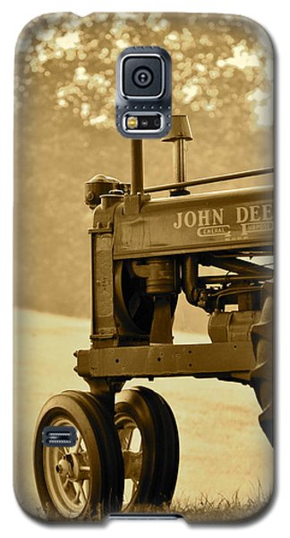 Resting In Sepia Galaxy S5 Case by JD Grimes