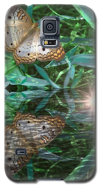 Resting On River's Edge Galaxy S5 Case