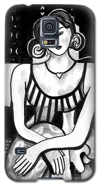 Rethinking Matisse Galaxy S5 Case