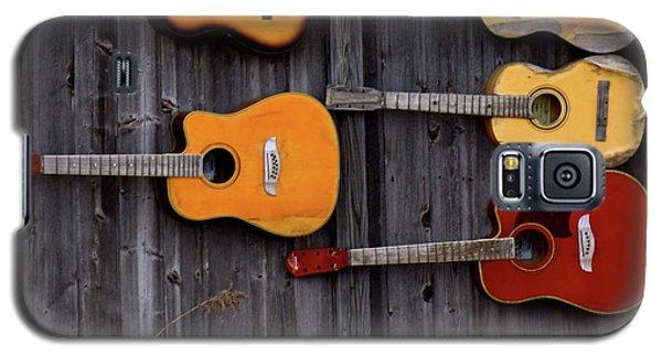 Retired Guitars  Galaxy S5 Case
