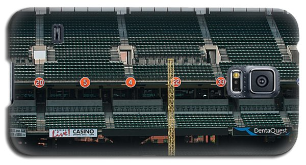 Retired Numbers Of The Orioles Greatest Ever Galaxy S5 Case