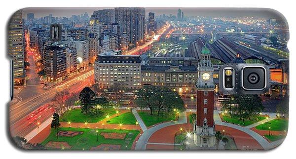 Retiro Buenos Aires Galaxy S5 Case by Bernardo Galmarini