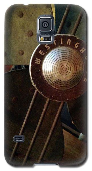 Classic Desk Fan  Galaxy S5 Case by Michelle Calkins