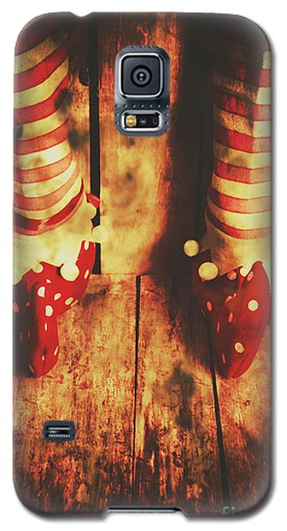 Elf Galaxy S5 Case - Retro Elf Toes by Jorgo Photography - Wall Art Gallery