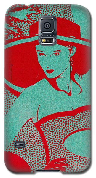Retro Glam Galaxy S5 Case