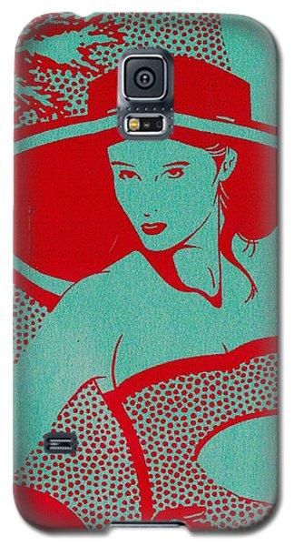 Retro Glam Galaxy S5 Case