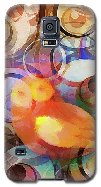 Retro Owl Galaxy S5 Case