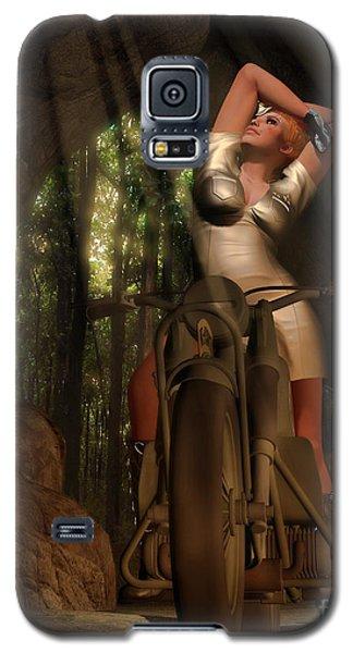 Retro Ride Galaxy S5 Case