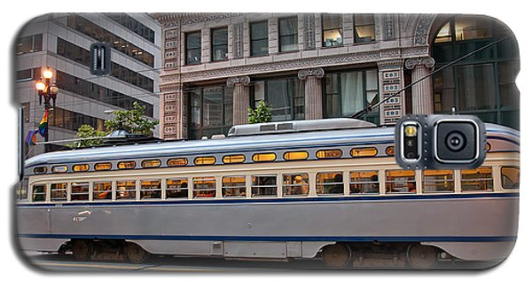 Retro San Francisco Streetcar Galaxy S5 Case