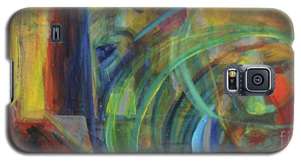 Return Galaxy S5 Case by Daun Soden-Greene