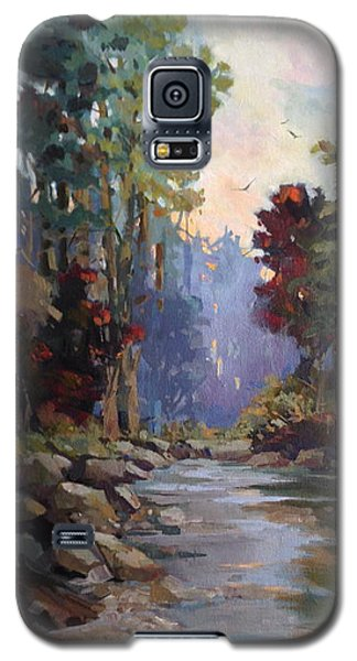 Return Home Galaxy S5 Case by Helen Harris