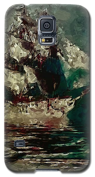 Return Of The Flying Dutchman Galaxy S5 Case