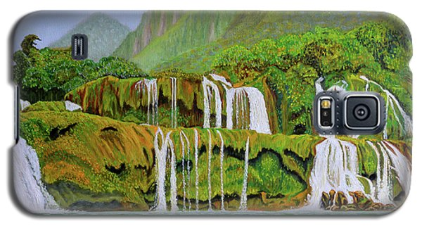 Returned To Paradise Galaxy S5 Case