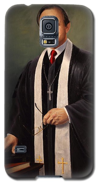 Rev John Miles Galaxy S5 Case