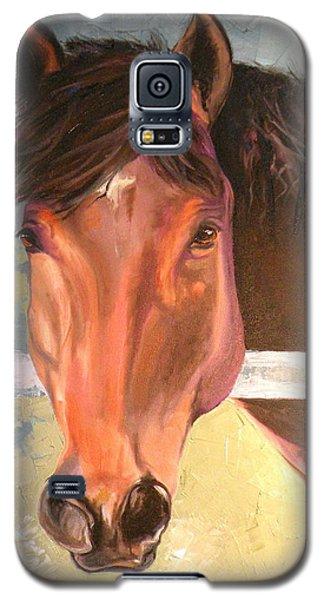 Reverie - Quarter Horse Galaxy S5 Case