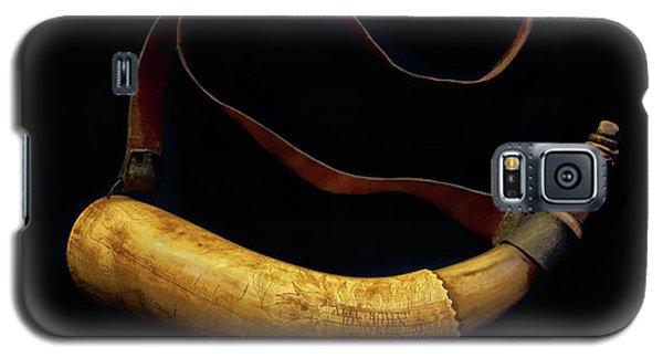 Revolutionary War Powder Horn Galaxy S5 Case