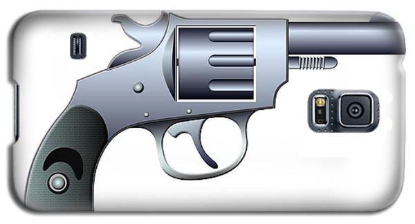 Revolver Galaxy S5 Case by Michal Boubin