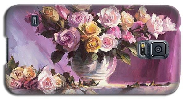 Rhapsody Of Roses Galaxy S5 Case