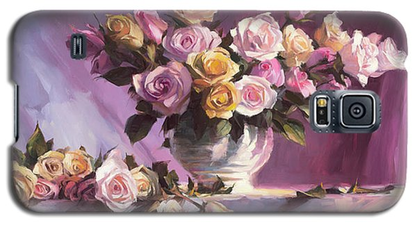 Rhapsody Of Roses Galaxy S5 Case