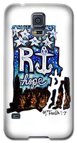 Rhode Island, Hope Galaxy S5 Case