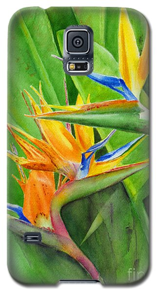 Rhonica's Garden Galaxy S5 Case